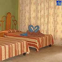 Los Helechos Hotel Room