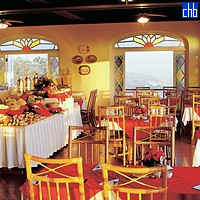 Restaurante Buffet do Hotel
