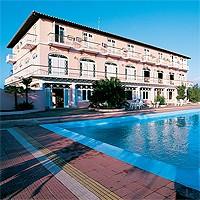 Bazen hotela Horizontes Los Jazmines