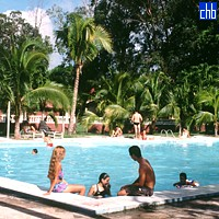 Pool At Los Laureles
