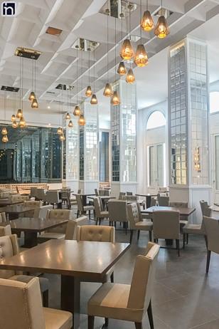 Buffet Restaurant, Gran Hotel Manzana Kempinsky, La Habana, Cuba
