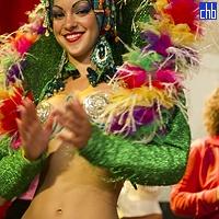 Danseuse du Cabaret