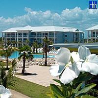 Blau Marina, Jardín