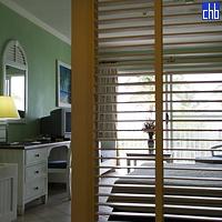 Chambre Standard de l'Hôtel Blau Marina