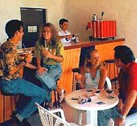 Mariposa bar