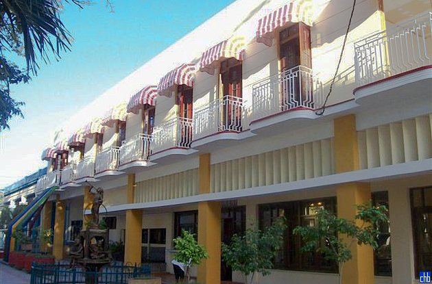Marti Hotel in Guantanamo City