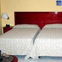Standard Twin Room at Hotel Marti
