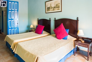 Standard Room, Hotel Encanto Mascotte, Remedios, Villa Clara, Cuba