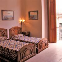 Meson de la Flota Double Room