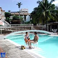 Piscina Hotel Mirador
