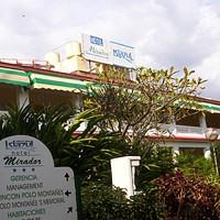 Main Hotel Mirador Building