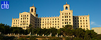 Nacional de Cuba Hotel in July 2010