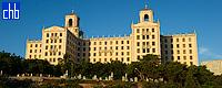 Hotel Nacional de Cuba en Julio del 2010