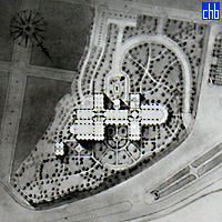 Mapa do hotel de 1929 de McKim, Mead & White Architects