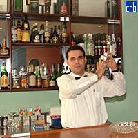 Bar At Neptuno Triton