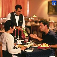 Restaurant At Neptuno Triton Hotel