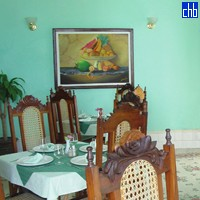 Restaurant At Hotel Palacio Azul