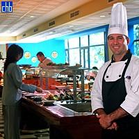 Chef de Hotel Palco