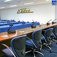 Palco Sala de Conferencias