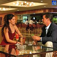 Bar del'lAtrio all'Hotel Palco