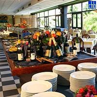 Palco Hotel bufet restauracja
