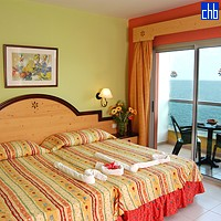 Double Room At The Palma Real Hotel