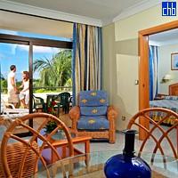 Suite At Palmeras Hotel