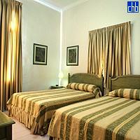 Doppelzimmer im Park View Hotel