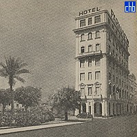 Postcard Of The Park View Hotel