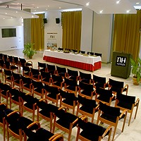 Conference and Event Facilities at Hotel Parque Central