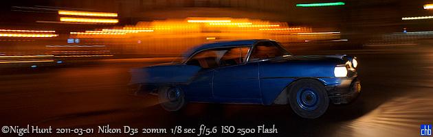 Classic Car, Hotel Parque Central, Habana, Cuba