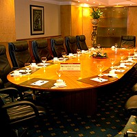 Hotel Pareque Central Meeting Room