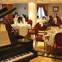 Ristorante - Hotel Iberostar Parque Central, L'Avana Vecchia, Cuba