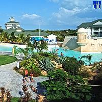 Vrt hotela Melia Peninsula Varadero