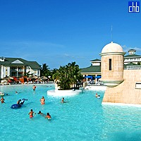 Children Pool At The Peninsula Varadero Hotel