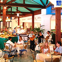 Restaurant At The Tryp Peninsula Varadero Hotel