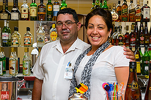 Professional & Friendly Staff, Hotel Perla del Mar, Cienfuegos, Cuba