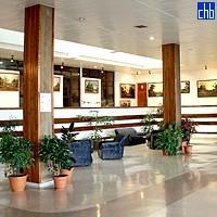 Lobby At Hotel Pernik