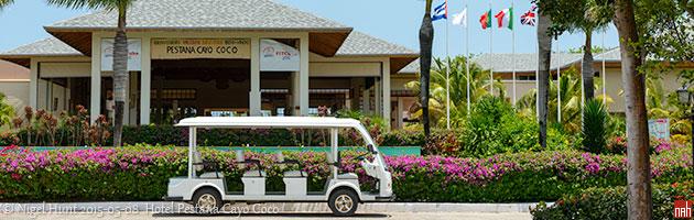 Hotel Pestana Cayo Coco, Jardines del Rey, Ciego de Avila, Cuba
