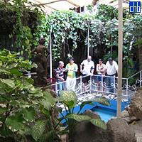Bašta hotela Pinar Del Rio