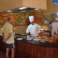 Playa Alameda restoran