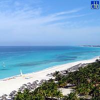 Plaža hotela Playa Caleta