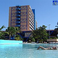 Playa Caleta Hotel Building