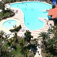 Piscina, Playa Caleta