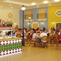 Playa Coco restoran