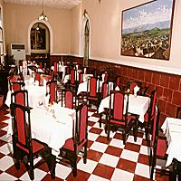 Restaurant, Hotel Islazul Plaza