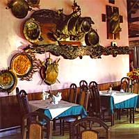 Ресторан в отеле Порто Санто