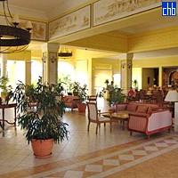 Atrio dell'Hotel Principessa del Mare
