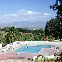Piscina en el Hotel Islazul Rancho Club