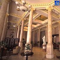 Lobby del Hotel Raquel